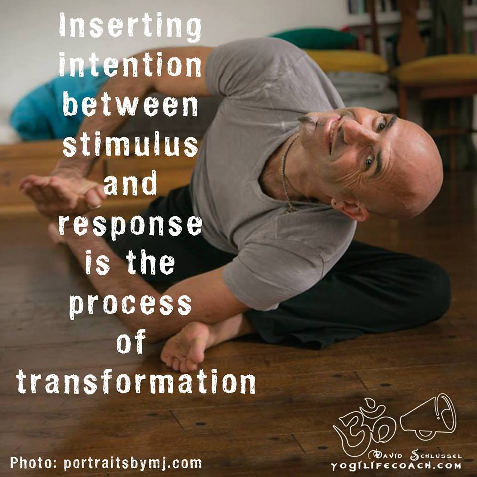 inserting intention
